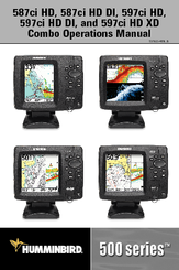 humminbird 571 hd di manual