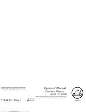 husqvarna hu700f manual