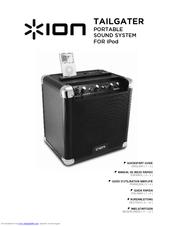 ion tailgater bluetooth manuals rh manualslib com ion tailgater flash manual ion tailgater owners manual