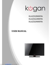 kogan kuled24xxxya manuals rh manualslib com kogan projector user manual kogan air fryer user manual