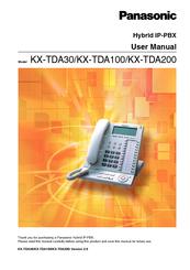 panasonic kx tda30 manuals rh manualslib com kx tda user manual kx-tda30 user manual