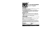Sears LXI series 934.49019990 Owner's Manual