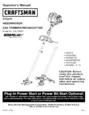 Craftsman Incredi Pull manual