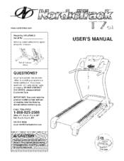 nordictrack t15 0 treadmill manual