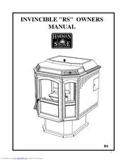 harman stove company rs owner s manual pdf download rh manualslib com Harman Pellet Stove Parts Diagram Harman Invincible Pellet Stove Parts