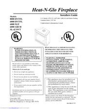 Heat N Glo 8000 Dvtfl Installer S Manual Pdf Download Manualslib