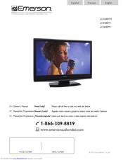 Emerson Lc 320em1f Owner S Manual Pdf Download Manualslib