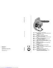 Ggp Italy Spa Blower Manuals