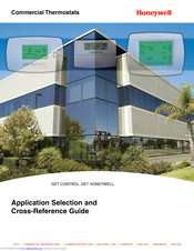 Honeywell MultiPro 7000 Application Selection And  Cross-Reference Manual