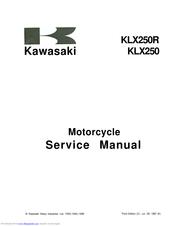 250 CC Clutch Arm Rod Oil  Seal Kawasaki KLX 250 G1 1994