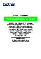 Brother HL-4140CN Technical Reference Manual