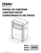 Haier Hpac9m Portable Air Conditioner Manuals Manualslib