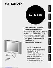 Sharp Aquos LC-15B6U-S LCD TV POWER SUPPLY CORD