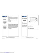 Danby Dmw608w Manuals