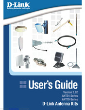 D-Link ANT24 Series User Manual