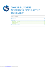 HP 8440 Overview