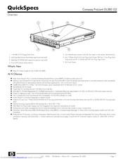 400 Watt HP Power Supply hot-Plug//redundant 268290-B21