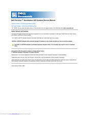 Dell Precision 420 Series Service Manual