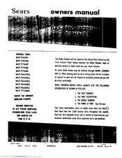 sears furnace wiring diagram sears 867 76391 owner s manual pdf download manualslib  sears 867 76391 owner s manual pdf