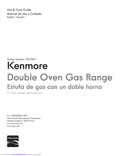 Kenmore 790.7801 Series Use & Care Manual