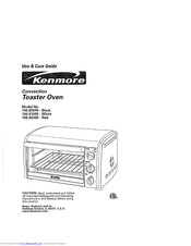 KENMORE 100.82005 Use & Care Manual