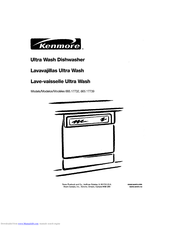 Kenmore 665.17732 Use & Care Manual