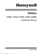 Honeywell 3-144C Installation Manual