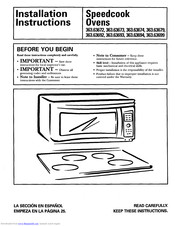 Kenmore 363.636673 Installation Instructions Manual