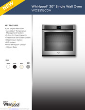 Whirlpool GBD309PV Series Preliminary