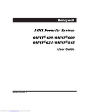 Honeywell FBII OMNI 848 User Manual