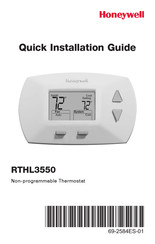 Honeywell Thermostat Rthl3550D1006 Wiring Diagram from data2.manualslib.com