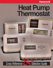 Honeywell T8011 User Manual