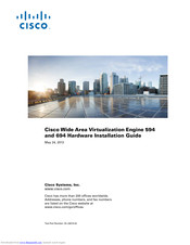 Cisco 594 Installation Manual
