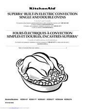 Kitchenaid Superba Kebs208 Manuals