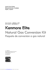 Kenmore 30800334/30611 Use & Care Manual