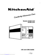 KitchenAid KCMS125Y Use And Care Manual