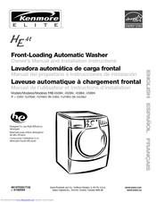 Kenmore He4t 110 4508 Manuals Manualslib