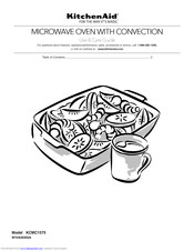 KITCHENAID KCMC1575 Use & Care Manual