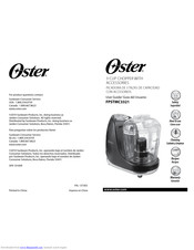 Oster FPSTMC3321 User Manual