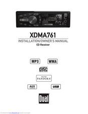 Dual XDMA760 Manuals on