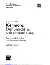 KENMORE 40752702 Manual
