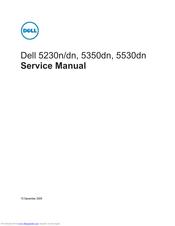 Dell 5230dn Mono Laser Printer Service Manual Pdf Download Manualslib