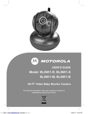 Motorola BLINK1-R User Manual