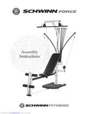 Schwinn Force Home Gym Manuals Manualslib
