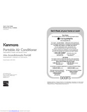 Kenmore 408.72012 User Manual
