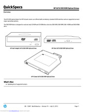 HP 481041-B2 Specification