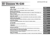 Casio YA-G30 User Manual