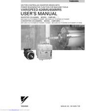 YASKAWA VS-626M5 INSTRUCTION MANUAL Pdf Download. on