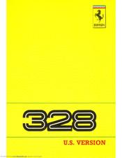 Ferrari 328 Gts Manuals Manualslib