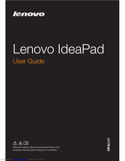 LENOVO IDEAPAD S410P TOUCH USER MANUAL Pdf Download